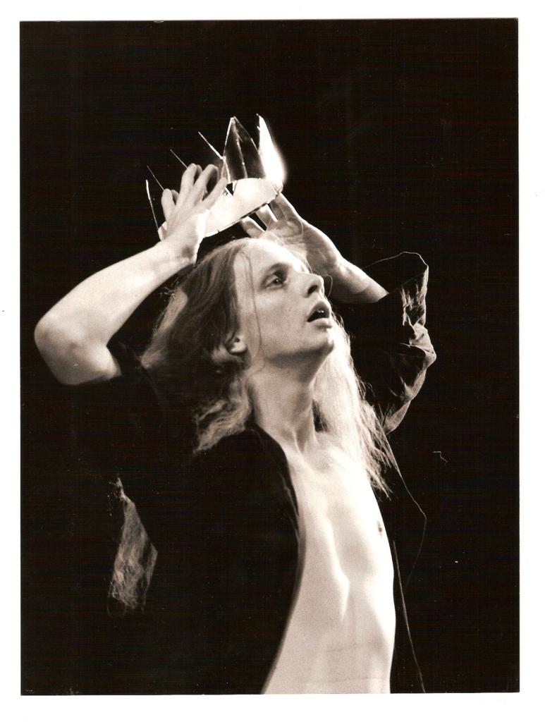 Hamlet Titelrolle Thalia Theater